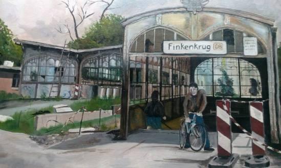 Alter Finkenkruger Bahnhof