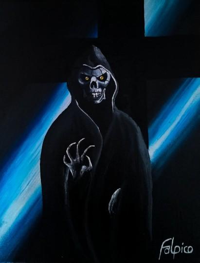 Der Hüter des schwarzen Kreuzes